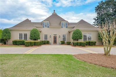 Montgomery AL Single Family Home For Sale: $455,000