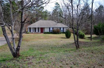 Wetumpka Single Family Home For Sale: 3527 Firetower Road