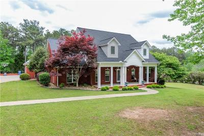 Prattville Single Family Home For Sale: 113 Asbury Drive