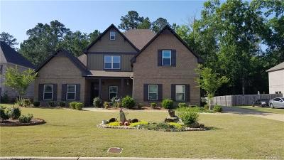 Pike Road Single Family Home For Sale: 150 Grace Chapel Trail