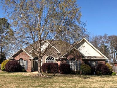 Millbrook Single Family Home For Sale: 249 Plantation Crossing