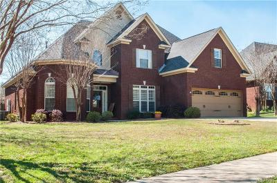 Prattville Single Family Home For Sale: 545 Jasmine Trail
