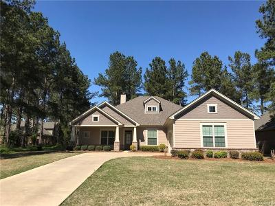 Pike Road Single Family Home For Sale: 9807 Turtle River Road