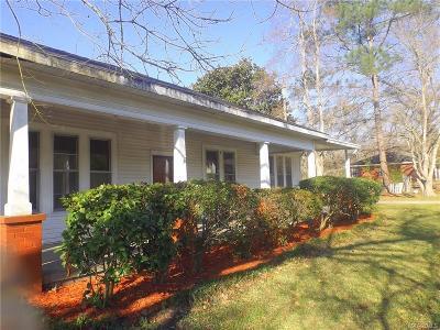 Prattville Single Family Home For Sale: 825 Lower Kingston Road