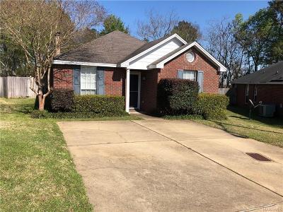 Millbrook Single Family Home For Sale: 206 Millridge Drive