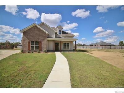 Single Family Home For Sale: 1408 Prairie Oak Drive
