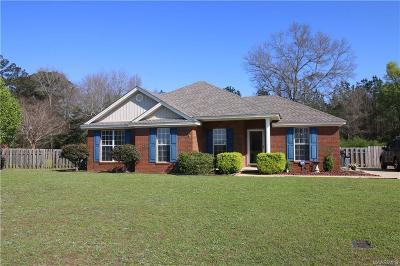 Prattville Single Family Home For Sale: 1921 Cedar Ridge Loop