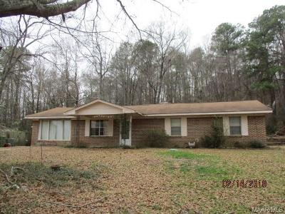 Prattville Single Family Home For Sale: 217 Simmons Road