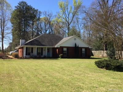 Millbrook Single Family Home For Sale: 3980 Rose Hill Road