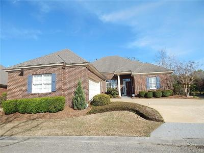 Wyndridge Single Family Home For Sale: 8731 Old Marsh Way