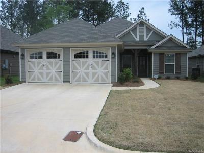 Pike Road Single Family Home For Sale: 9173 White Poplar Circle