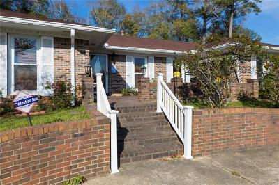 Hunting Ridge Single Family Home For Sale: 208 Deer Trace