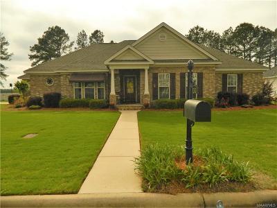 Prattville Single Family Home For Sale: 301 Tapia Lane