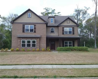 Pike Road Single Family Home For Sale: 40 W Hunter Hill Loop