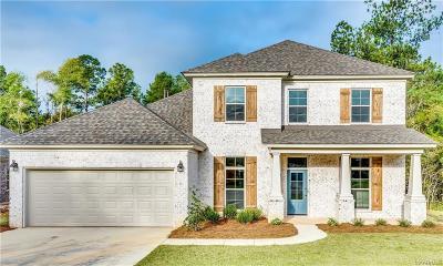 Sturbridge Single Family Home For Sale: 8512 Sunrise Loop