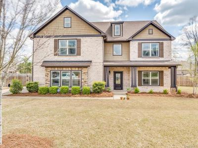 Pike Road Single Family Home For Sale: 140 Hunter Hill Loop