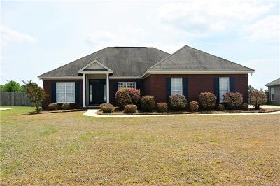 Wetumpka Single Family Home For Sale: 211 Curlee Way