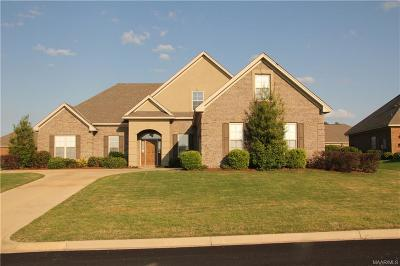 Montgomery AL Single Family Home For Sale: $357,000