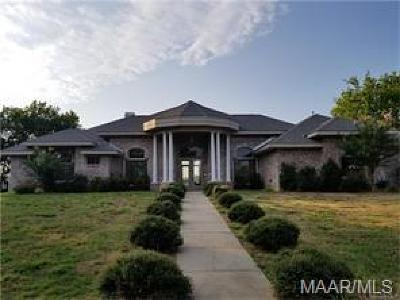 Montgomery Single Family Home For Sale: 2939 Old McGehee Road