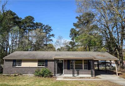 Prattville Single Family Home For Sale: 625 Wisteria Road