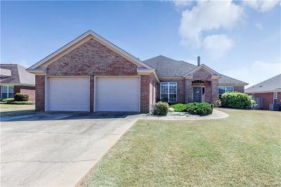 Prattville Single Family Home For Sale: 1914 Dundee Drive