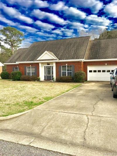 Prattville Single Family Home For Sale: 1690 Rambling Brook Lane
