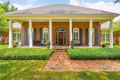 Montgomery AL Single Family Home For Sale: $347,000