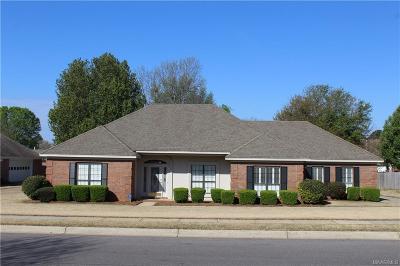 Prattville Single Family Home For Sale: 318 Hampstead Street