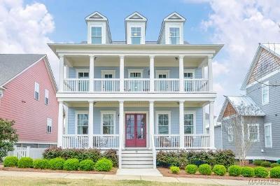 Pike Road Single Family Home For Sale: 28 Double Oak Avenue