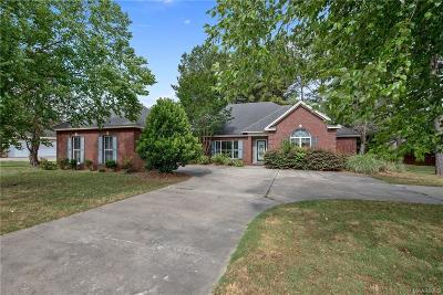 Single Family Home For Sale: 645 McKeithen Place