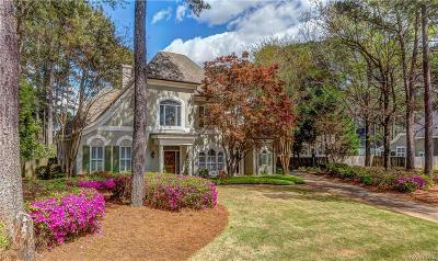 Montgomery Single Family Home For Sale: 7333 Wynlakes Boulevard