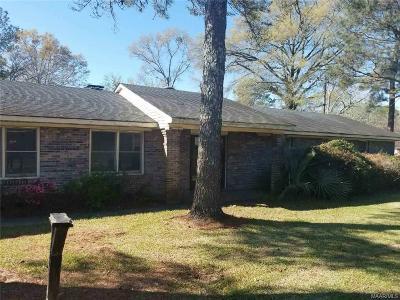 Selma Single Family Home For Sale: 900 6th Avenue