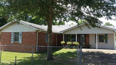 Selma Single Family Home For Sale: 1422 Center Avenue S