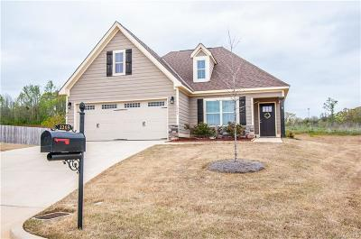 Prattville Single Family Home For Sale: 2269 Gathering Way