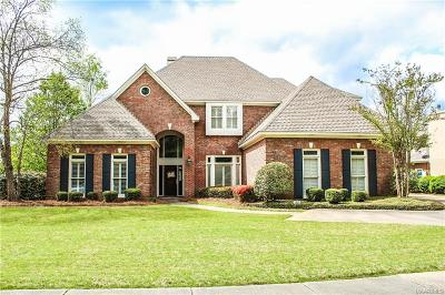 Montgomery Single Family Home For Sale: 9654 Bent Brook Drive
