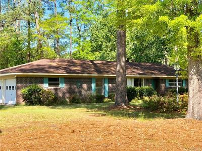Millbrook Single Family Home For Sale: 3021 Green Forest Court
