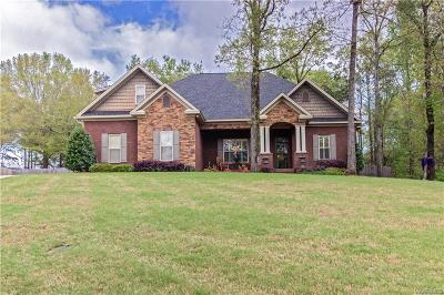 Wetumpka Single Family Home For Sale: 582 Hickory Place