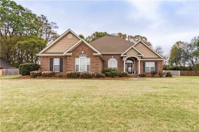 Prattville Single Family Home For Sale: 2611 Savannah Drive