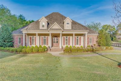 Hunters Grove Single Family Home For Sale: 6200 Hunters Grove Court