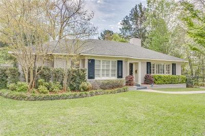 Montgomery Single Family Home For Sale: 2223 Country Club Drive