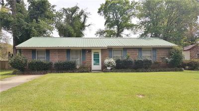 Prattville Single Family Home For Sale: 129 Lee Circle