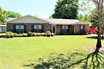 Wetumpka Single Family Home For Sale: 233 New Bingham Drive
