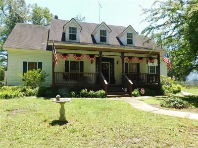 Selma Single Family Home For Sale: 11566 County Road 30 Road