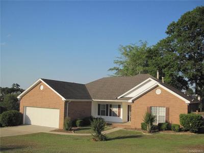 Prattville Single Family Home For Sale: 520 Mossy Oak Ridge