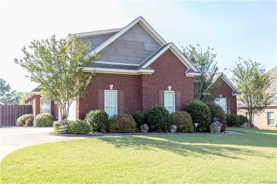 Prattville Single Family Home For Sale: 105 Andiron Court