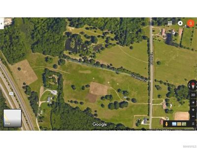 Montgomery AL Residential Lots & Land For Sale: $299,900
