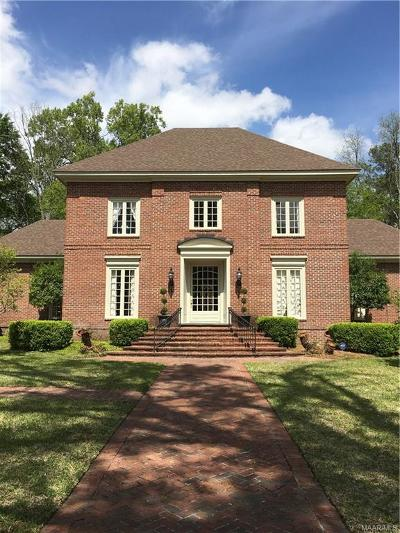 Montgomery Single Family Home For Sale: 2309 Hawthorn Drive