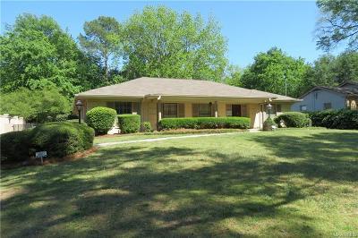 Edgewood Single Family Home For Sale: 3553 Thomas Avenue