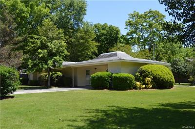 Montgomery AL Single Family Home For Sale: $168,000