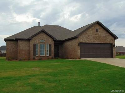 Prattville Single Family Home For Sale: 2477 Fox Ridge Drive